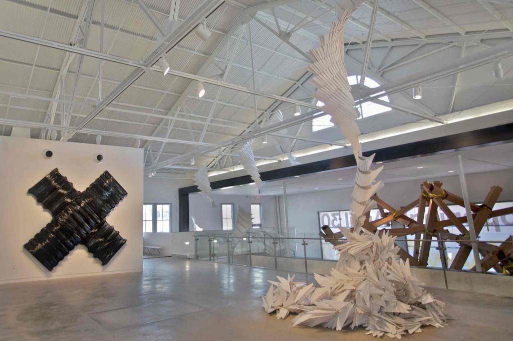 Dan Steinhilber, Hold On, Loosely installation view