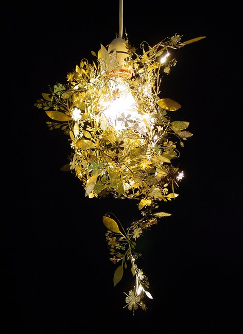 Studio Tord Boontje, Garland Light,	 2002, Donated by Artecnica