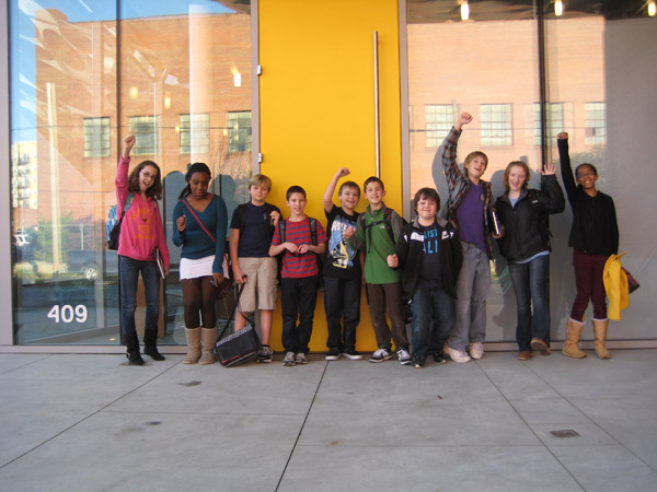 Moore Square Museums Magnet Middle School Docents