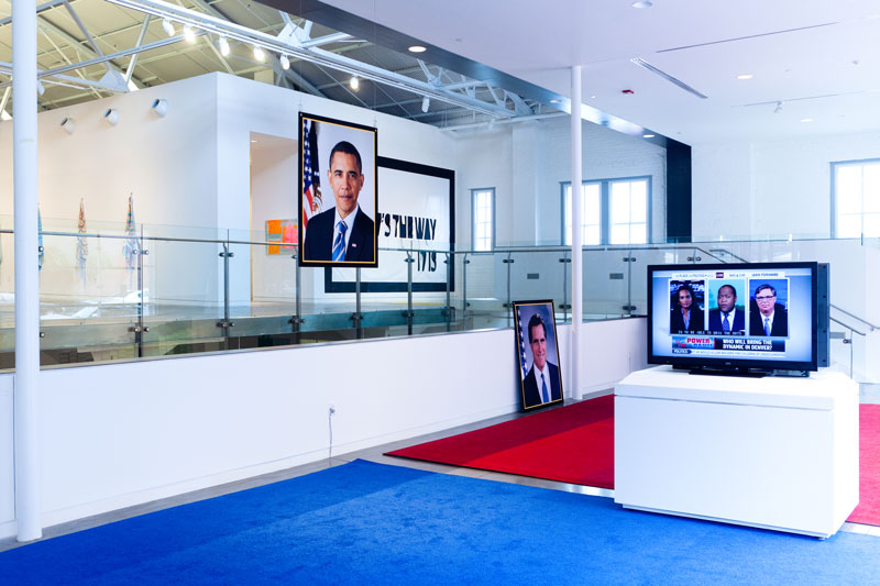 Your Land/My Land: Election '12, photo by Angela Brockelsby