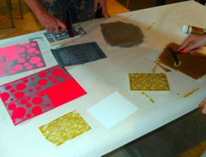 Print and Pattern Workshop - CAM Raleigh - December 2011