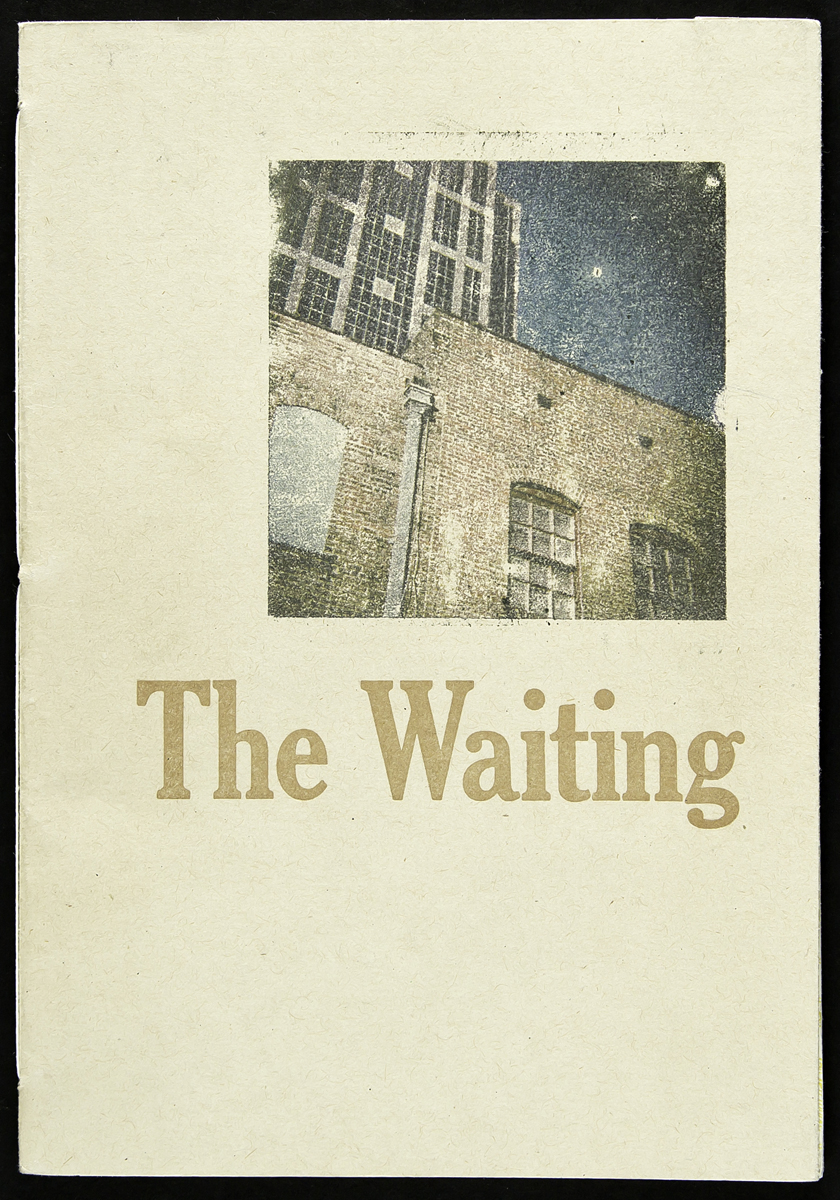Image of the cover of The Waiting