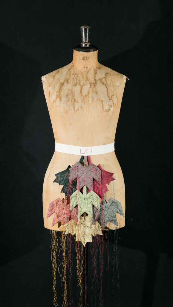 Apron study by Precious Lovell